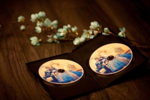 CD/DVD_wedding package