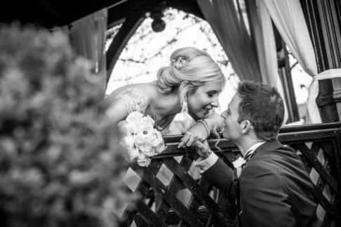 Natural wedding photography.Gibbon Bridge Hotel