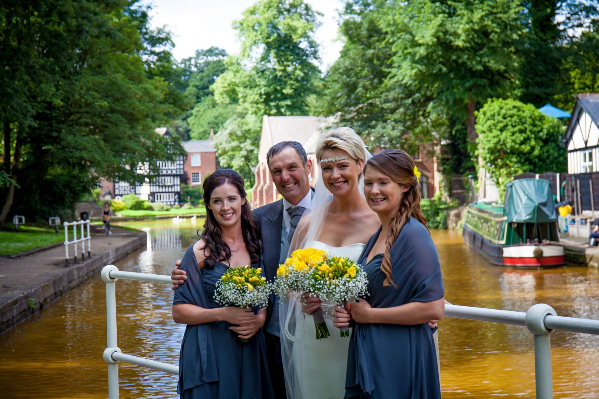 Worsley House Hotel weddings