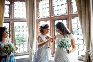 Thornton Hall wedding