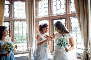 Thornton Hall wedding