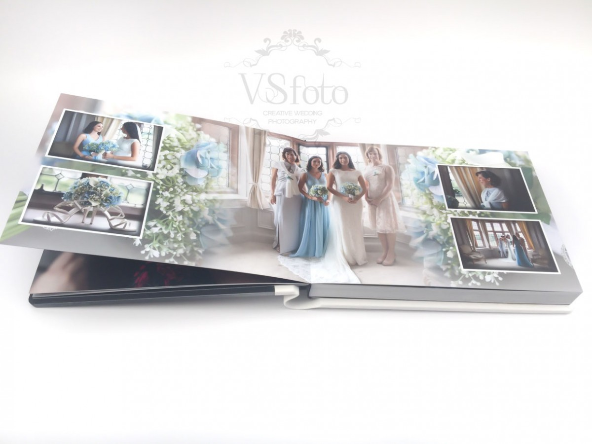Beautiful Wedding story Albums